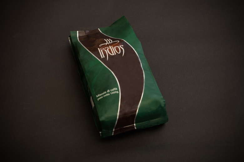 Extra Bar Coffee Blend (95% Arabica 5% Robusta), Balenie 1 kg.